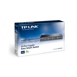 Switch TP-Link 24 portas Easy Smart Gigabit