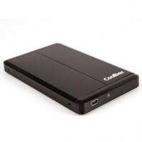 Caixa para disco externo Aluminio 2.5P USB 2.0 - 2502