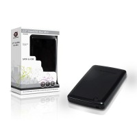 "Caixa Externa 2.5"" Conceptronic Mini Black - CHD2MUB"