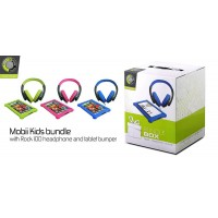 Tablet POV Kids Bundle With 743P AND Headphones Verde