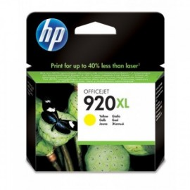 Tinteiro Officejet 6000/6500 (CD974A) Nº920XL Amarelo (HP)