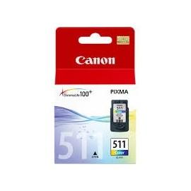 Tinteiro Pixma MP240/MP260/MP480/MX320/MX330 Cores - CL511