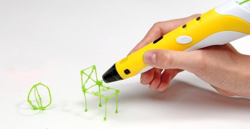 Caneta de impressão 3D